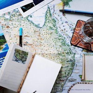 Mapa w doskonały sposób wykorzystuje umiejętności analityczne.