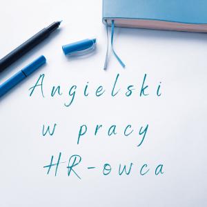 Angielski w pracy HR - owca